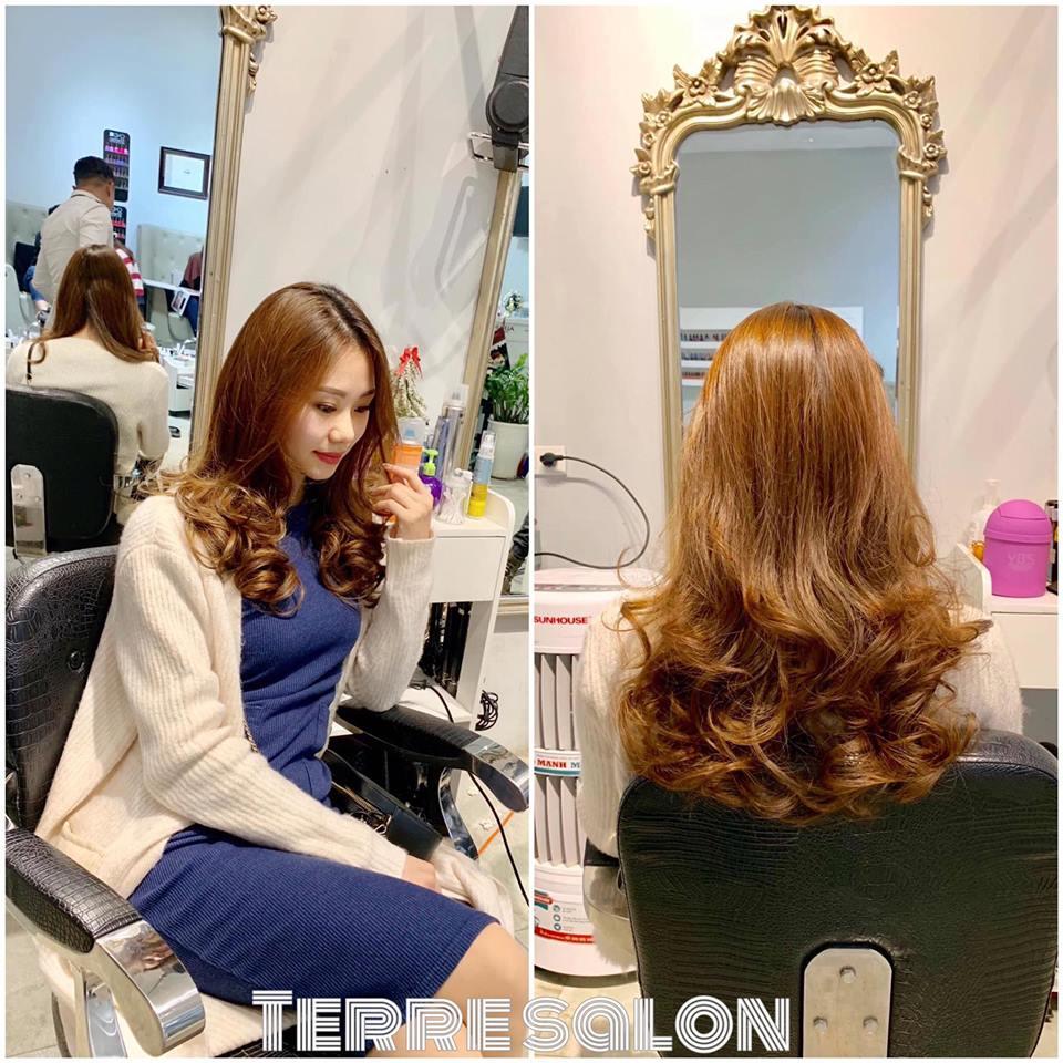kết quả cắt tócSalon Terre 3