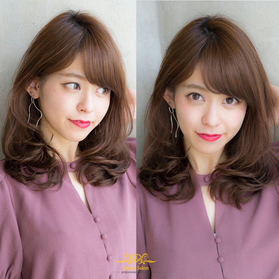 kết quả cắt tóc tại Sancy Hair Salon 1