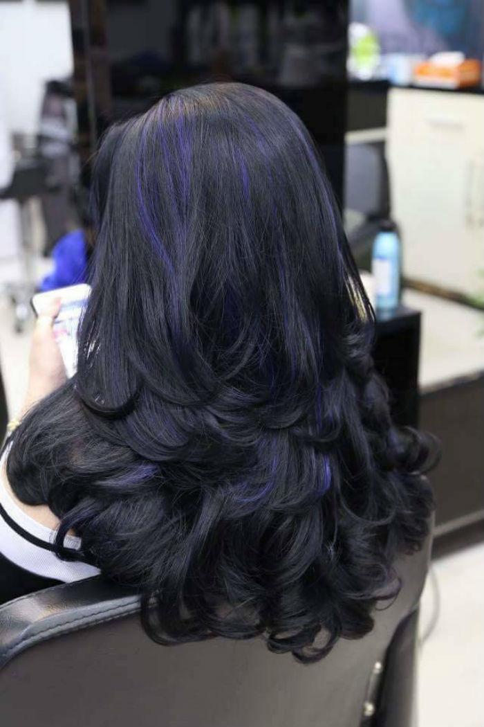 làm highligt dũng Hair Salon