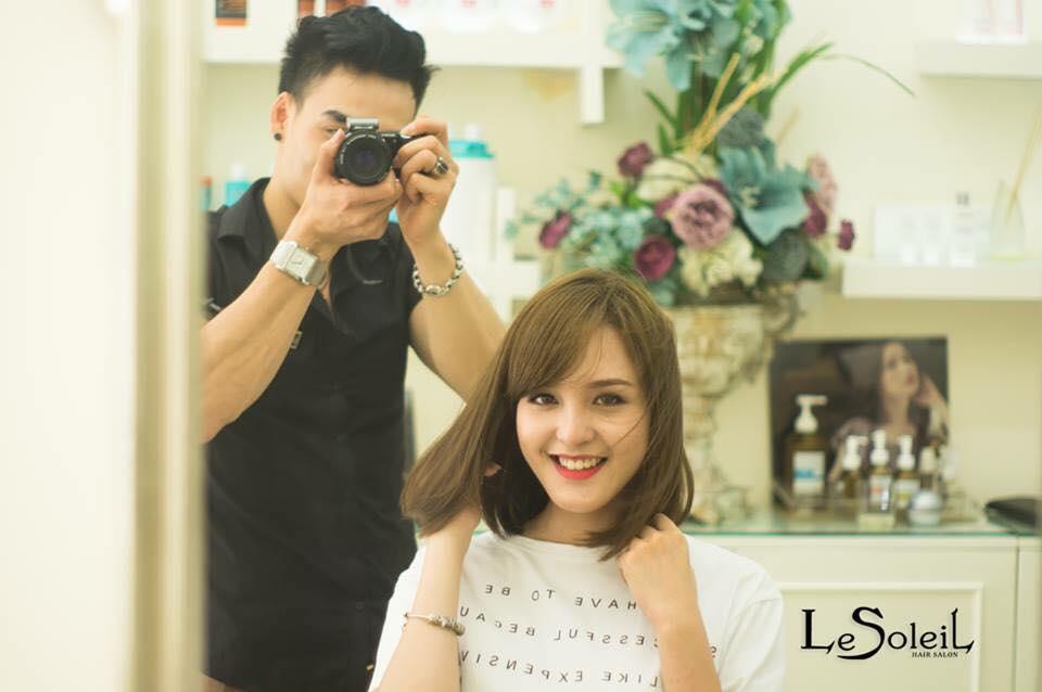 Salon Le Soliel Hair là địa chỉ uy tín