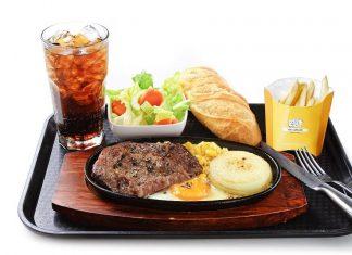 Review món ăn tại nhà hàng Hai Con Bò Beefsteak 5