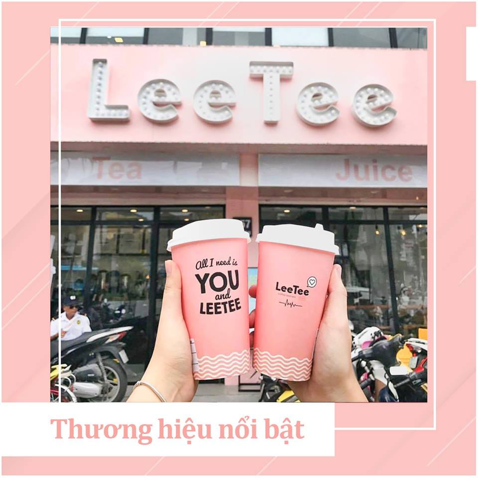 Giới thiệu vềthương hiệu trà sữa Leetee Việt Nam