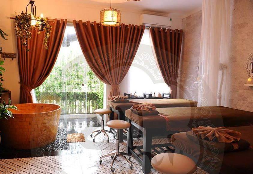 Không gian Shi beauty & Spa