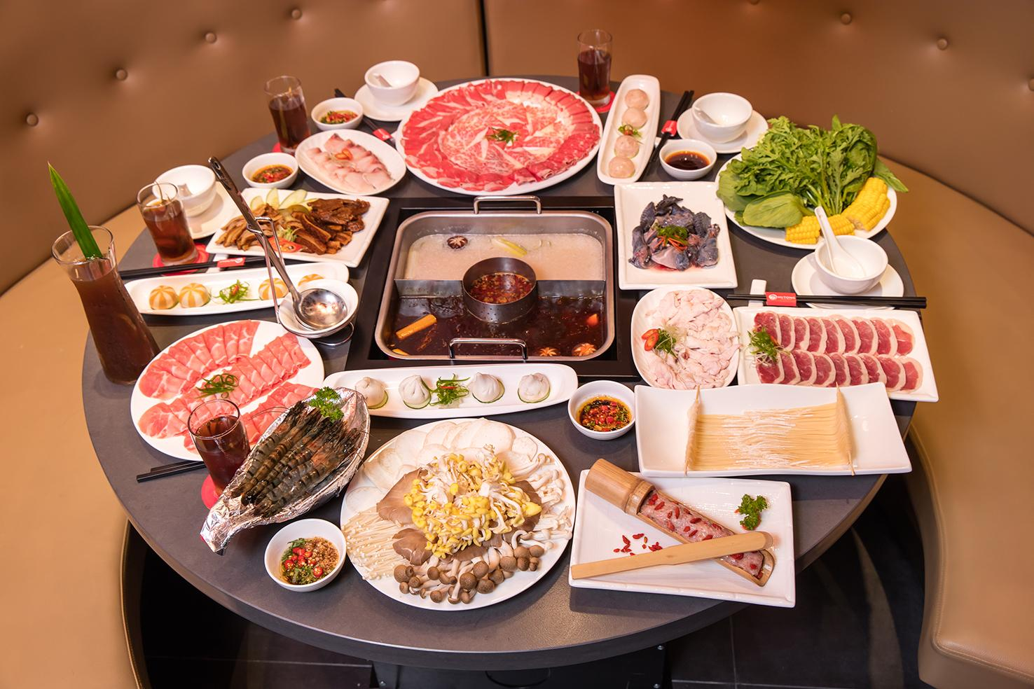 buffet hutong