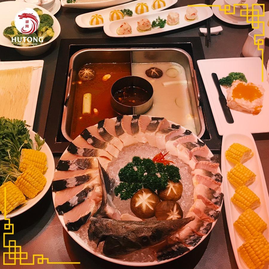 hải sản hutong