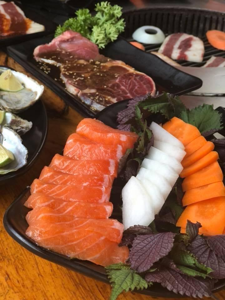 sushi moon bbq